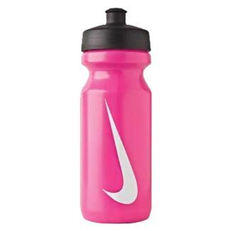 NIKE Big Mouth Water Bottle Vivid Pink / White