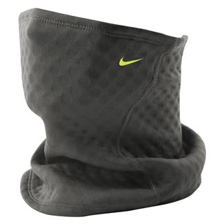 NIKE Sphere Neck Warmer Anthracite / Volt