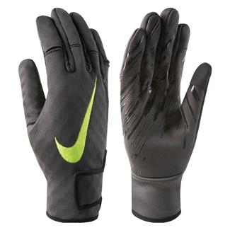 NIKE Sphere Training Gloves Anthracite / Volt
