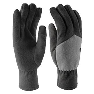 NIKE Sport Fleece Tech Gloves Black / Light Ash