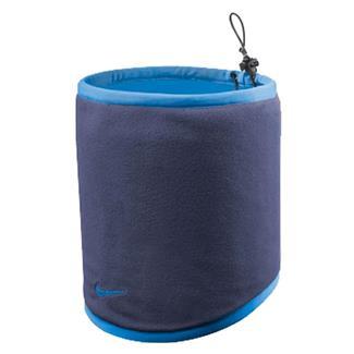 NIKE Reversible Neck Warmer Midnight Navy / Chlorine Blue
