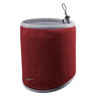 NIKE Reversible Neck Warmer Team Red / Lunar Gray
