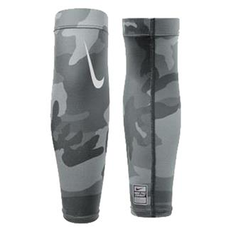 NIKE Pro Combat Amplified Forearm Shiver 3.0 (2 pack) Anthracite / Dark Gray / Cool Gray