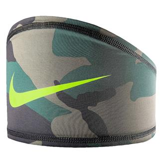 NIKE Pro Combat Skull Wrap 3.0 Iguana / Black Forest / Turkish Coffee