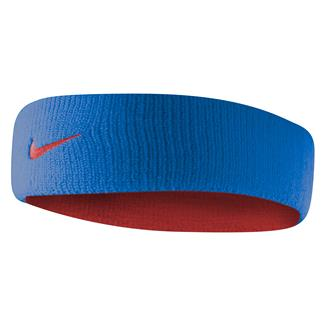 NIKE Dri-FIT Home & Away Headband University Red / Old Royal