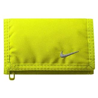 NIKE Basic Wallet Volt / Wolf Gray