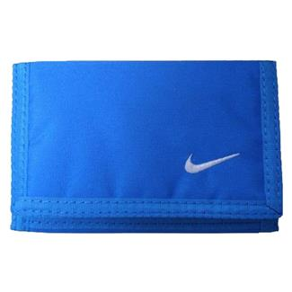 NIKE Basic Wallet Blue Hero / White