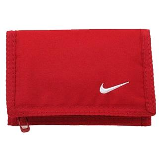 NIKE Basic Wallet Gym Red / White