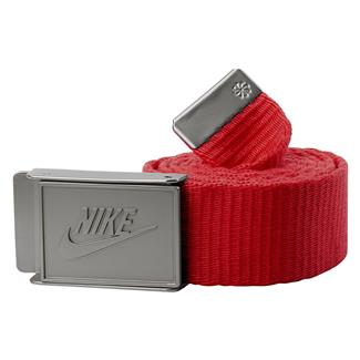 NIKE Sportswear Belt Action Red