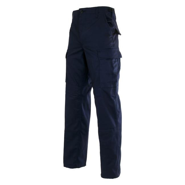 Propper Poly / Cotton Ripstop BDU Pants Dark Navy