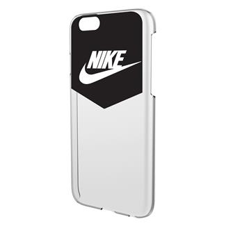 NIKE Heritage iPhone 6 Hard Case Black / White