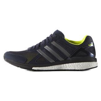 Adidas Adizero Tempo 7 Midnight Indigo / Iron Metallic / Solar Yellow