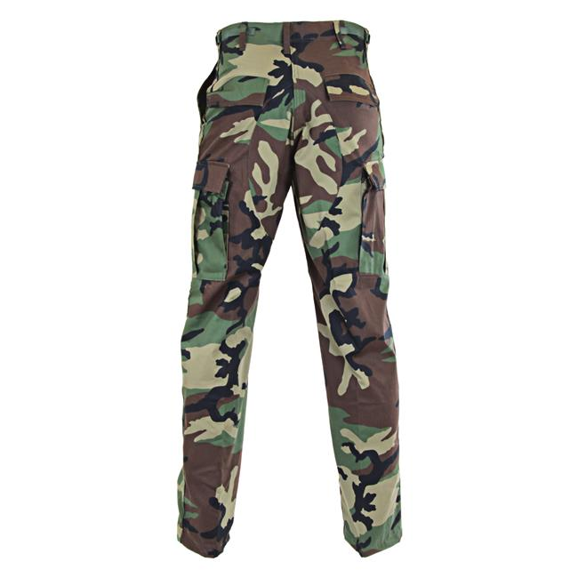 Propper Cotton Ripstop BDU Pants Woodland