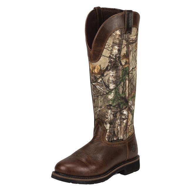 Men S Justin Original Work Boots 17 Quot Stampede Snake Boots