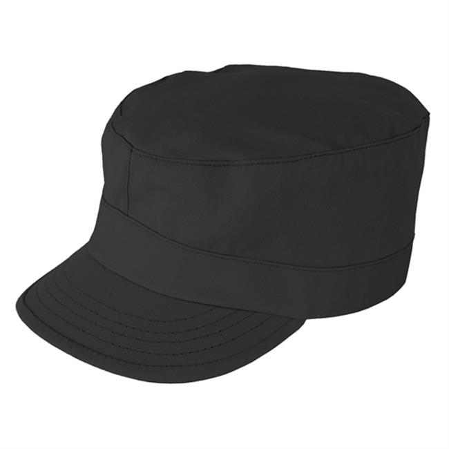 Propper Poly / Cotton Twill BDU Patrol Caps Black