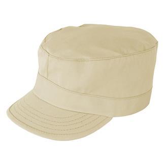 Propper Poly / Cotton Twill BDU Patrol Caps Khaki