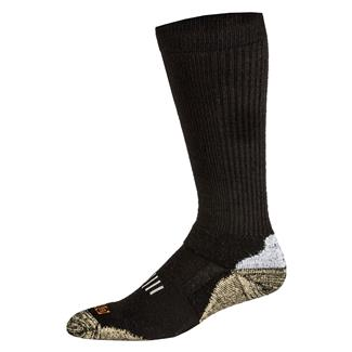 5.11 Merino Crew Socks Black