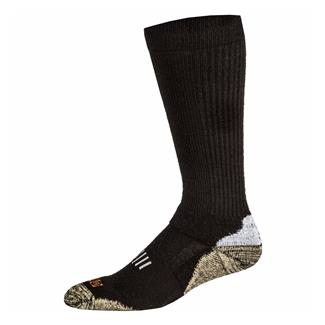 5.11 Merino OTC Boot Socks Black