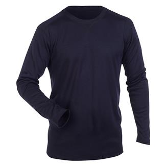 5.11 Long Sleeve Polartec Crew FR Dark Navy