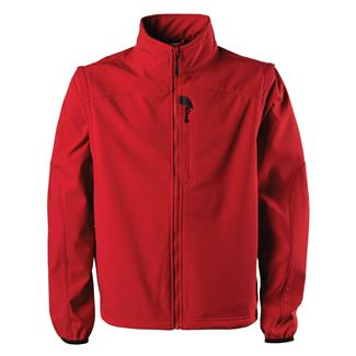 5.11 Valiant Softshell Jacket Range Red