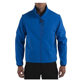 5.11 Valiant Softshell Jacket Royal Blue