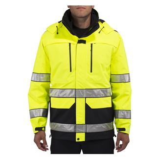5.11 Hi-Vis First Responder Jacket Dark Navy