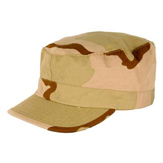 Propper Cotton Ripstop BDU Patrol Caps 3 Color Desert