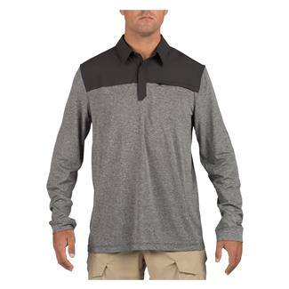 5.11 Long Sleeve Rapid Response Polo Volcanic