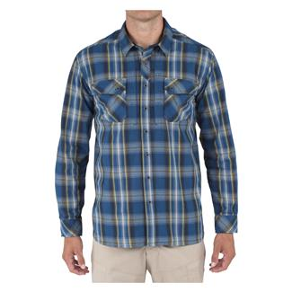 5.11 Long Sleeve Flannel Shirt Valiant