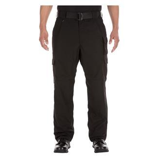 5.11 Taclite Flannel Lined Pants Black
