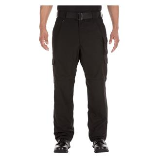5.11 Taclite Flannel Lined Pants Black