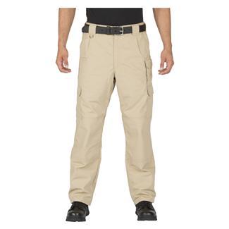 5.11 Taclite Flannel Lined Pants TDU Khaki
