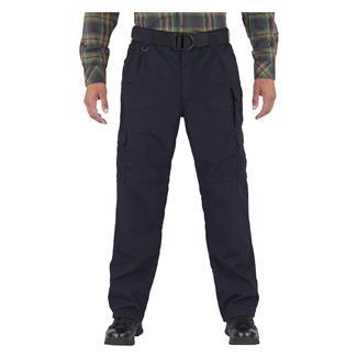 5.11 Taclite Flannel Lined Pants Dark Navy