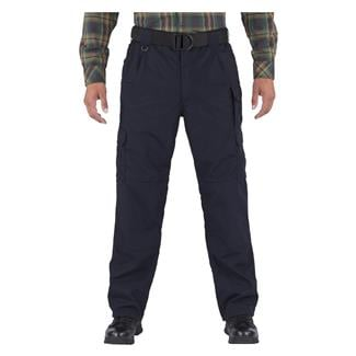 5.11 Taclite Flannel Lined Pants Dark Navy