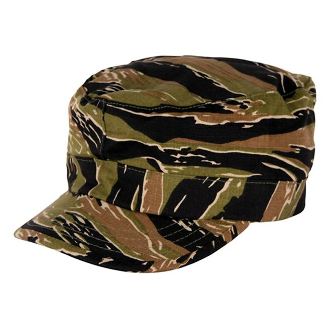 Propper Cotton Ripstop BDU Patrol Caps Asian Tiger