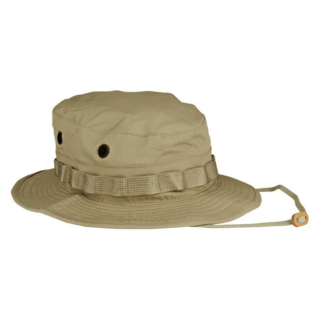Propper Cotton Ripstop Boonie Hats Khaki