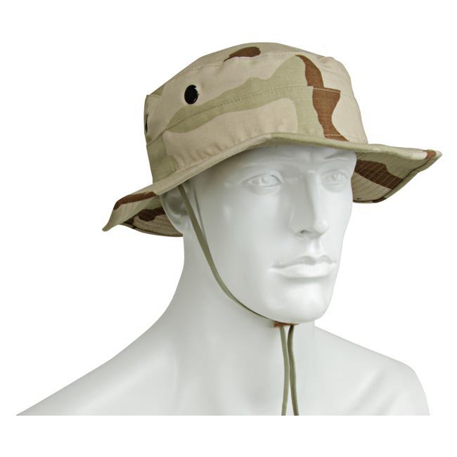 Propper Cotton Ripstop Boonie Hats 3 Color Desert