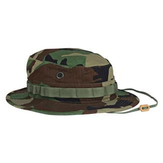 Propper Cotton Ripstop Boonie Hats Woodland