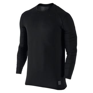 NIKE Hypercool Long Sleeve Special Field Fitted Shirt Black