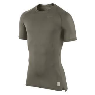 NIKE Hypercool Special Field Compression Shirt Steel Green