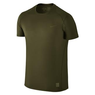 NIKE Hypercool Special Field Fitted Shirt Cargo Khaki