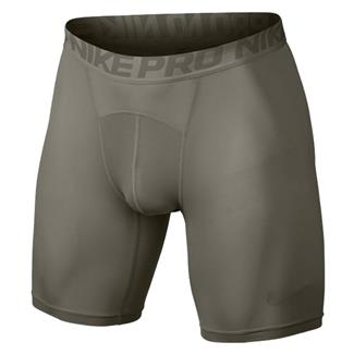 NIKE Hypercool Special Field Compression Shorts Steel Green
