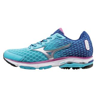 Mizuno Wave Rider 18 Blue Atoll / Surf the Web