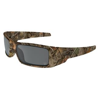 Oakley King's Camo Gascan Black Iridium Woodland Camo