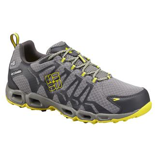Columbia Ventrailia Outdry Light Gray / Laser Lemon