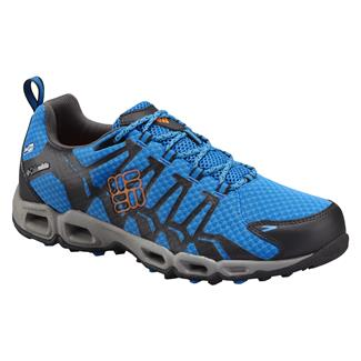 Columbia Ventrailia Outdry Hyper Blue / Heat Wave