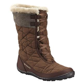 Columbia Minx Mid II 200G WP Umber / British Tan