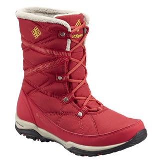 Columbia Minx Fire Tall 200G WP Ruby / Acid Yellow
