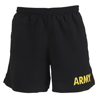 Soffe Army PT Shorts Black