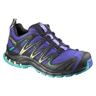 Salomon XA Pro 3D Spectrum Blue / Black / Teal Blue